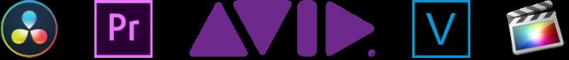 NLE Logos